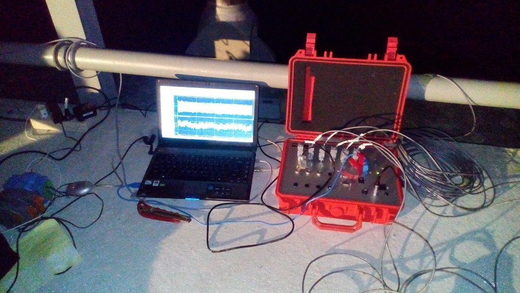 tmr instrument