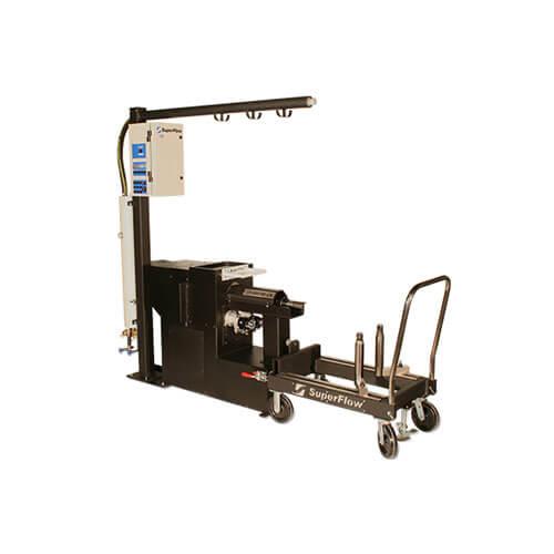SF-Black Widow Engine Dynamometer