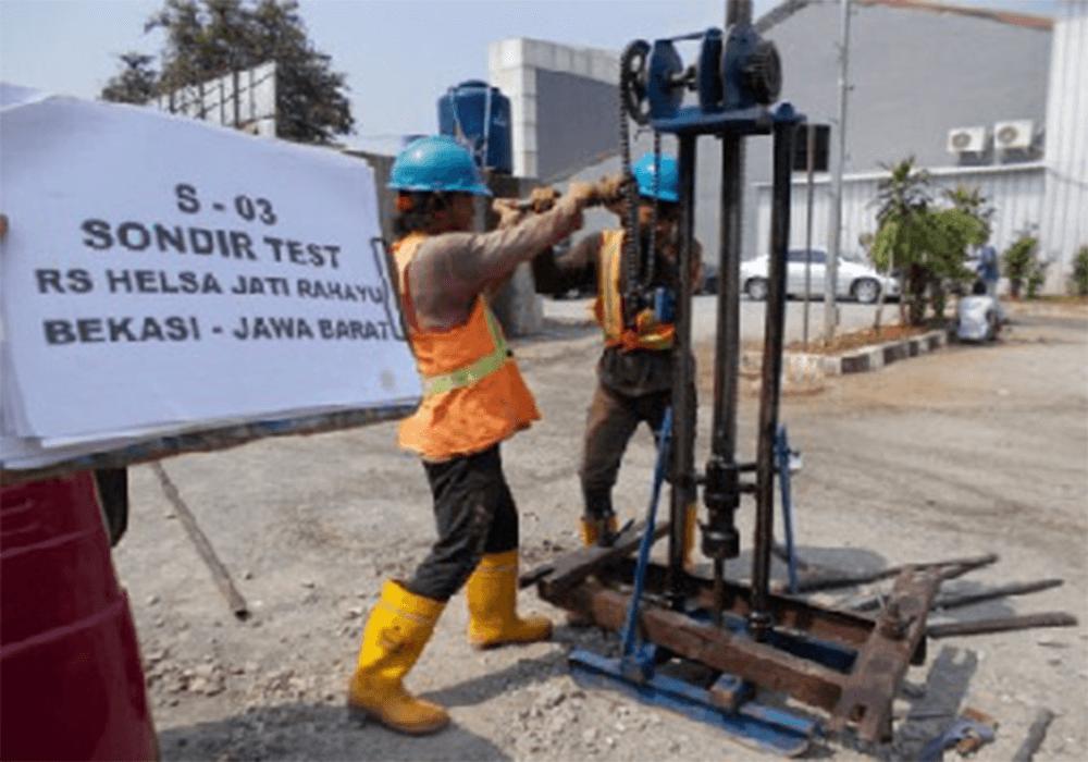 Manfaat Sondir Tanah Pada Bangunan Testindo Co Id