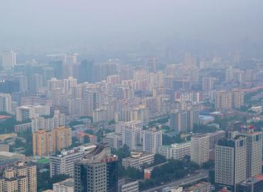 Polusi di jakarta