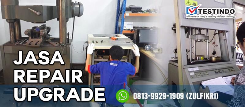 jasa perbaikan mesin utm, jasa perbaikan mesin uji, jasa repair upgrade