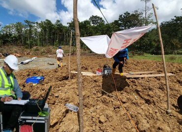 layanan jasa survei geolistrik