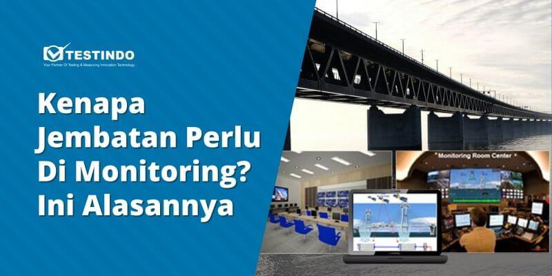 monitoring jembatan