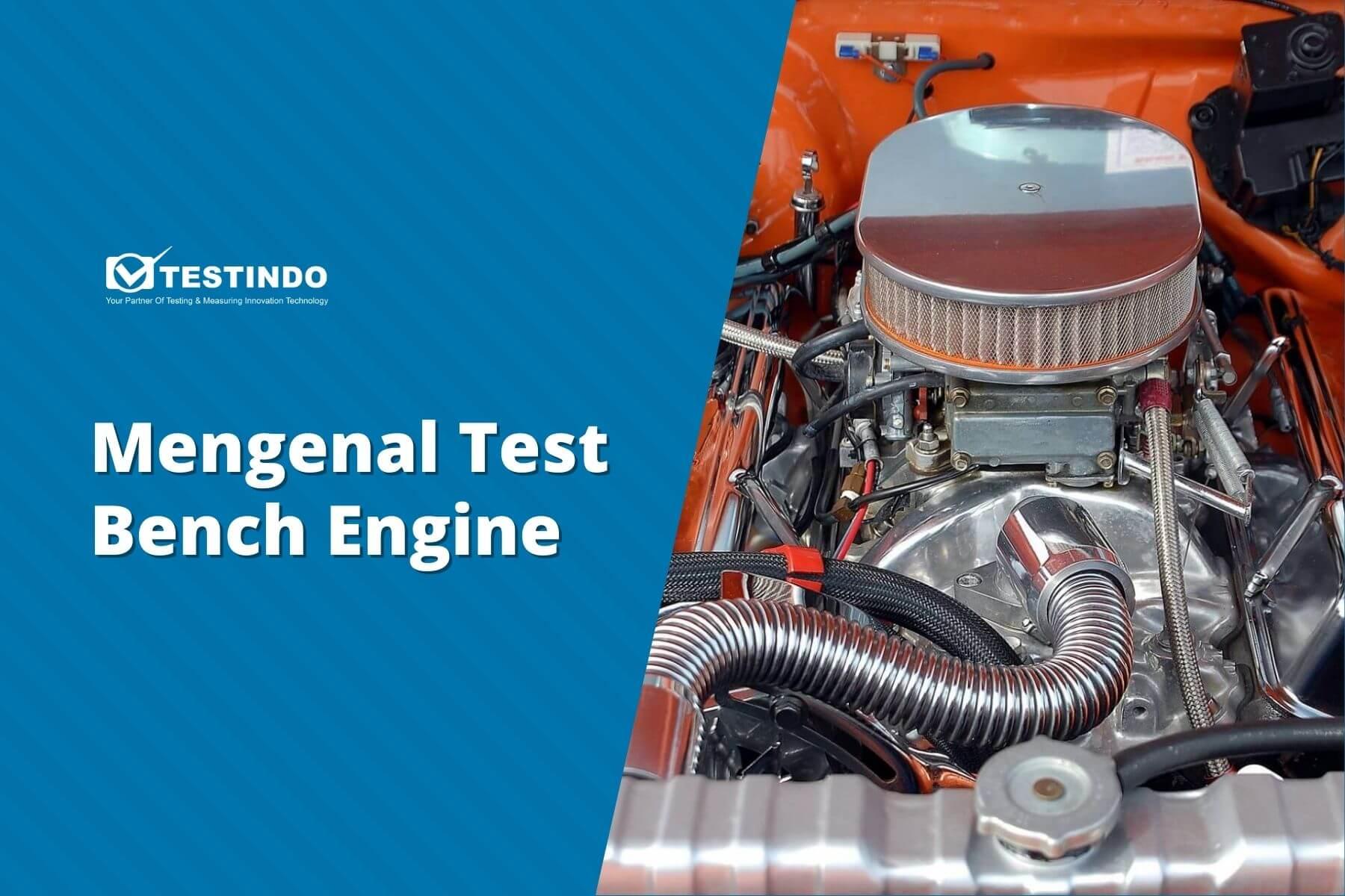 test bench engine