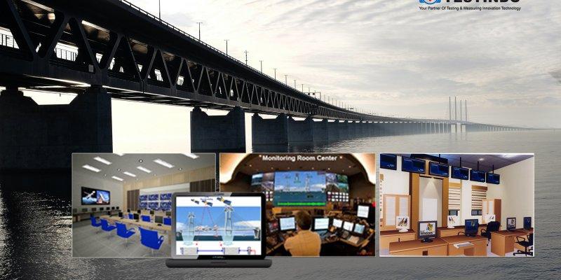 sistem monitoring jembatan