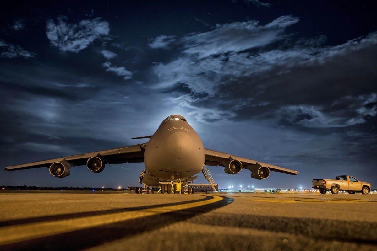 timbangan pesawat